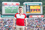 Brian O'Driscoll for World Sport Rugby Mag