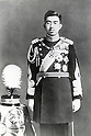 1935, Japan - Emperor Showa (1901-1989), personal name Hirohito also called Emperor Hirohito was the 124th emperor of Japan according to the traditional order, reigning from December 25, 1926, until his death in 1989. The Showa period was the longest reign of any historical Japanese Emperor, encompassing a period of tremendous change in Japanese society.  (Photo by Kingendai Photo Library/AFLO)