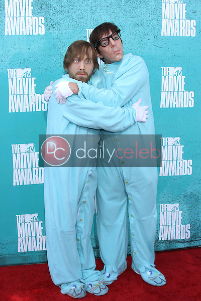 Dan Auerbach and Patrick Carney<br />