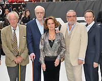 "Sir Michael Gambon, Sir Michael Caine, Francesca Annis, Ray Winstone and Paul Whitehouse at the ""King of Thieves"" world film premiere, Vue West End, Leicester Square, London, England, UK, on Wednesday 12 September 2018.<br /> CAP/CAN<br /> ©CAN/Capital Pictures"