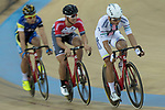 Leung Ka Yu of the X SPEED competes in the Men Elite -  Omnium I Scratch 10 KM category during the Hong Kong Track Cycling National Championships 2017 at the Hong Kong Velodrome on 18 March 2017 in Hong Kong, China. Photo by Chris Wong / Power Sport Images