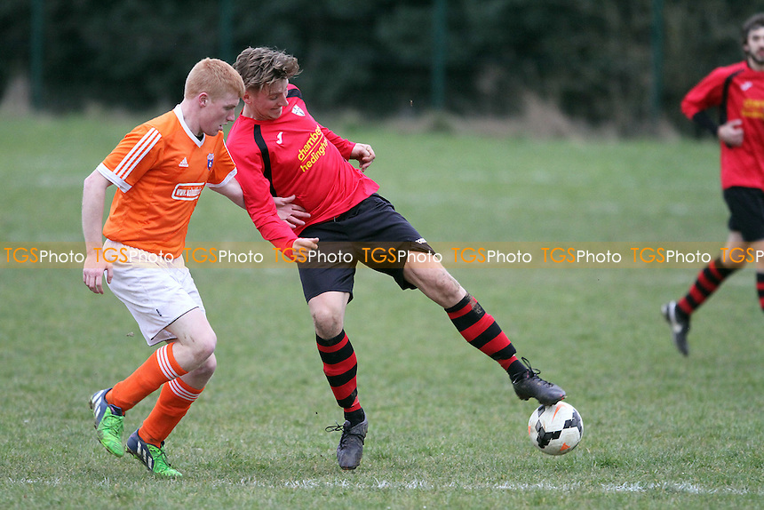 Hedinghams United vs Holland FC Reserves, Essex & Suffolk Border League Football at Lawn Meadow on 19th March 2016