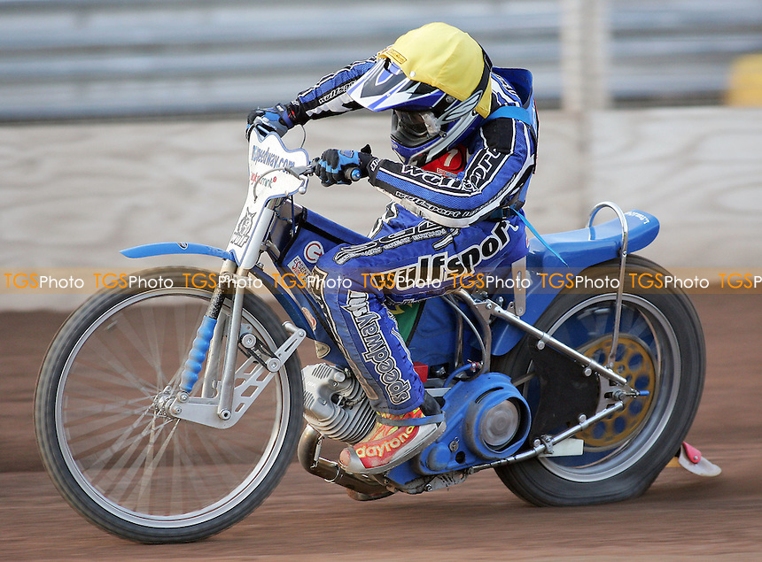 Lubos Tomicek of Lakeside - Ipswich Witches vs Lakeside Hammers - Elite League Speedway at Arena Essex - 21/06/07 - MANDATORY CREDIT: Gavin Ellis/TGSPHOTO - SELF-BILLING APPLIES WHERE APPROPRIATE. NO UNPAID USE -  Tel: 0845 0946026