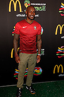 New York, NY -  June 5 : Tyson Beckford attends the 2014 FIFA World Cup McDonald's Launch Party at Pillars 38 on June 5, 2014 in New York City. Photo by Brent N. Clarke / Starlitepics