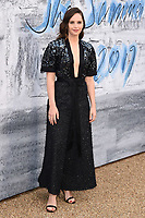Felicity Jones<br /> arriving for The Summer Party 2019 at the Serpentine Gallery, Hyde Park, London<br /> <br /> ©Ash Knotek  D3511  25/06/2019