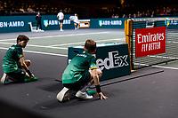 Rotterdam, The Netherlands, 12 Februari 2020, ABNAMRO World Tennis Tournament, Ahoy, Kids.<br /> Photo: www.tennisimages.com