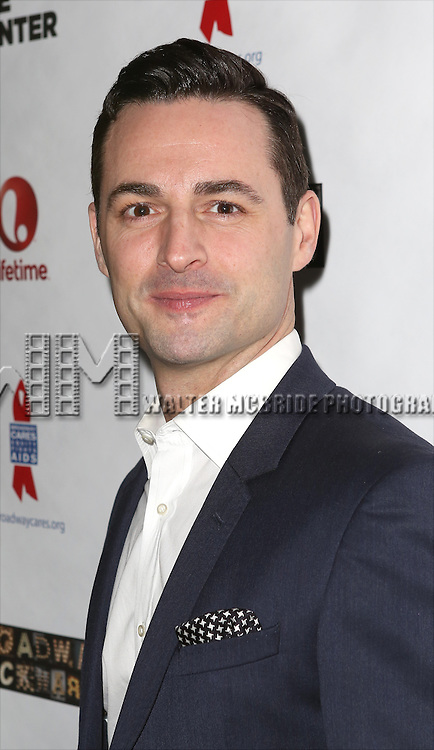 "Max von Essen attends the ""Broadway Backwards"" After Party Reception  at John's Restaurant on March 24, 2014 in New York City."