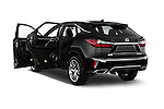 Car images of 2016 Lexus RX F SPORT 5 Door Suv 2WD Doors