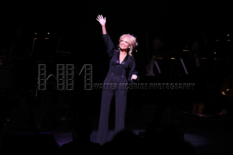Kristin Chenoweth.performing in Kristin Chenoweth World Tour directed by Richard Jay Alexander at City Center in New York City on 6/02/2012