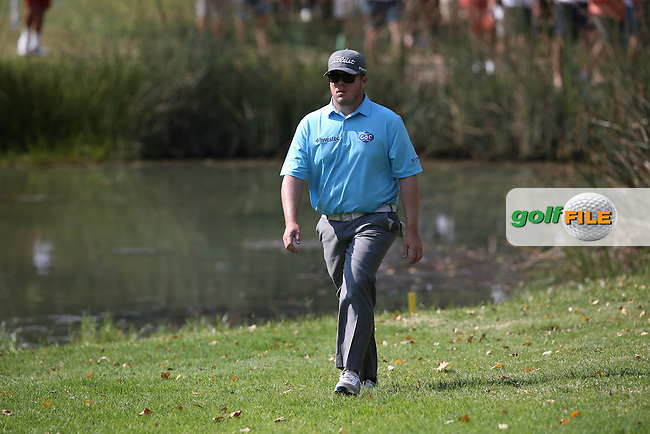 George Coetzee (RSA) heads to the 15th during Round Three of the Tshwane Open 2015 at the Pretoria Country Club, Waterkloof, Pretoria, South Africa. Picture:  David Lloyd / www.golffile.ie. 14/03/2015