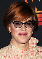 "CENTURY CITY, CA, USA - SEPTEMBER 27: Molly Ringwald arrives at the Los Angeles Screening Of Disney XD's ""Star Wars Rebels: Spark Of Rebellion"" held at the AMC Century City 15 Theatre on September 27, 2014 in Century City, California, United States. (Photo by Celebrity Monitor)"