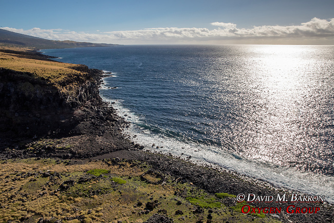 Manawainui Gulch & Coastline