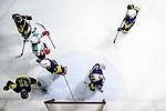 Verity Skater #11 Ryan Wong (l) in action during the Principal Standard League match between Medical Winner Kings vs Verity at the Mega Ice on 17 January 2017 in Hong Kong, China. Photo by Marcio Rodrigo Machado / Power Sport Images