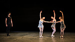 English National Ballet. Song of the Earth.<br /> Tamara Rojo;<br /> Fernando Carratal&aacute; Coloma;<br /> Alison McWhinney;<br /> Senri Kou;