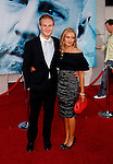 """HOLLYWOOD, CA. - September 24: James Francis Ginty and sister arrive at the Los Angeles premiere of """"Surrogates"""" at the El Capitan Theatre on September 24, 2009 in Hollywood, California."""