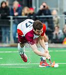 ALMERE - Hockey - Hoofdklasse competitie heren. ALMERE-HGC (0-1) .  Stijn Jolie (Almere) .    COPYRIGHT KOEN SUYK