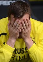 Fussball 1. Bundesliga :  Saison   2012/2013   8. Spieltag  20.10.2012 Borussia Dortmund - FC Schalke 04 Kevin Grosskreutz (Borussia Dortmund)