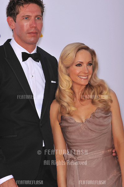 Downton Abbey star Joanne Froggatt at the 64th Primetime Emmy Awards at the Nokia Theatre LA Live..September 23, 2012  Los Angeles, CA.Picture: Paul Smith / Featureflash