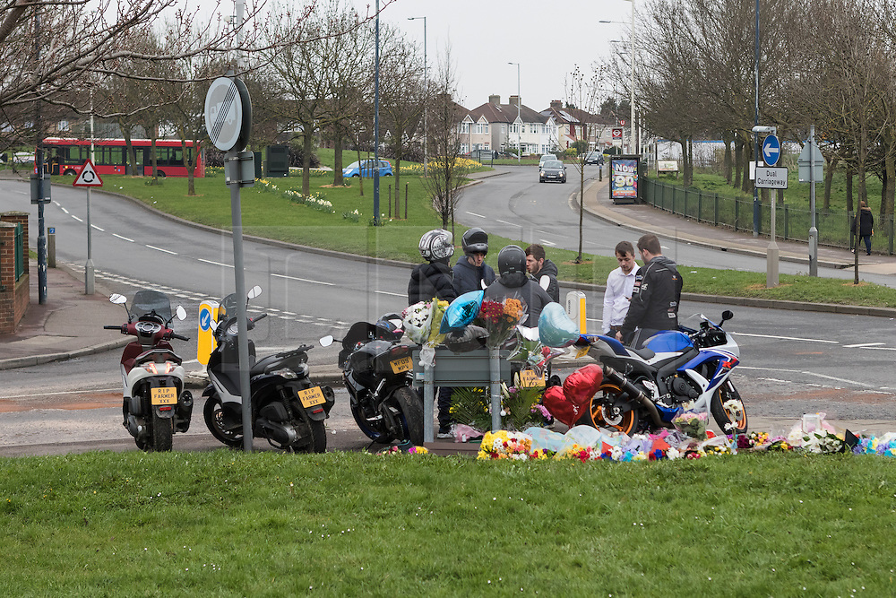 Fatal motorcycle accident in Dagenham | London News Pictures
