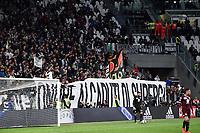 banner of juventus fans as a tribute to the Torino team died in the Superga plane crash in 1949 <br /> Torino 3-5-2019 Allianz Stadium Football Serie A 2018/2019 Juventus - Torino <br /> Photo Matteo Gribaudi / Image Sport / Insidefoto