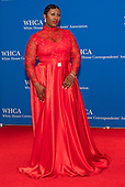 Cloe Luv arrives for the 2019 White House Correspondents Association Annual Dinner at the Washington Hilton Hotel on Saturday, April 27, 2019.<br /> Credit: Ron Sachs / CNP<br /> <br /> (RESTRICTION: NO New York or New Jersey Newspapers or newspapers within a 75 mile radius of New York City)