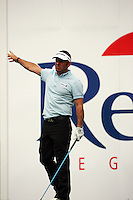 Paul Mcginley tees off on the 15th hole in round 2 of the Open de Espana at Centro Nacional de Golf, Madrid, Spain, European PGA Tour Saturday 28th April 2007..Photo NEWSFILE/Eoin Clarke.(Photo credit should read Eoin Clarke/NEWSFILE)....This Picture has been sent you under the condtions enclosed by:.Newsfile Ltd..The Studio,.Millmount Abbey,.Drogheda,.Co Meath..Ireland..Tel: +353(0)41-9871240.Fax: +353(0)41-9871260.GSM: +353(0)86-2500958.email: pictures@newsfile.ie.www.newsfile.ie.FTP: 193.120.102.198..3rd Round of the Open de Espana..Photo NEWSFILE/Eoin Clarke.(Photo credit should read Eoin Clarke/NEWSFILE)..This Picture has been sent you under the condtions enclosed by:.Newsfile Ltd..The Studio,.Millmount Abbey,.Drogheda,.Co Meath..Ireland..Tel: +353(0)41-9871240.Fax: +353(0)41-9871260.GSM: +353(0)86-2500958.email: pictures@newsfile.ie.www.newsfile.ie.FTP: 193.120.102.198..