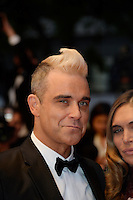 Robbie Williams <br /> 16-05-2015 Festival del Cinema di Cannes 2015<br /> Foto Panoramic / Insidefoto