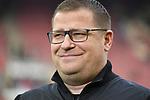 14.01.2018, RheinEnergieStadion, Koeln, GER, 1.FBL., 1. FC K&ouml;ln vs. Borussia M&ouml;nchengladbach<br /> <br /> im Bild / picture shows: <br /> Sportdirektor Max Eberl (Gladbach), <br /> <br /> <br /> Foto &copy; nordphoto / Meuter