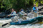 8/8/14 Fishermen & Women Upper Colorado River - Rancho Del Rio to State Bridge