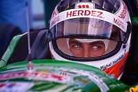 Michel Jourdain  Jr., Marlboro Grand Prix of Miami, Homestead-Miami Speedway, Homestead, FL, March 15, 1998.  (Photo by Brian Cleary/www.bcpix.com)