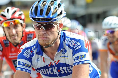 2009, Tour de France, Bourgoin Jallieu - Aubenas, Quick Step, Rosseler Sebastien, Aubenas 24th July 2009 Bourgoin to Aubeas (Photo: Stefano Sirotti/ActionPlus)