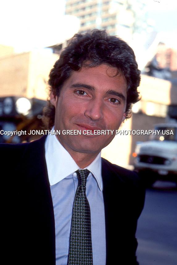 Michael Nouri 1987 by Jonathan Green