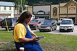 Dawson City 2010 Music Fest,THE YUKON TERRITORY, CANADA