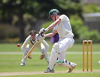 130108 Under-19 Cricket - Wellington v Central Districts