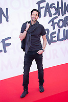 Adrien Brody at the 2018 Fashion For Relief gala during the 71st Cannes Film Festival, held at Aeroport Cannes Mandelieu in Cannes, France.<br /> CAP/NW<br /> &copy;Nick Watts/Capital Pictures