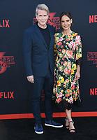 "28 June 2019 - Santa Monica, California - Cary Elwes. ""Stranger Things 3"" LA Premiere held at Santa Monica High School. <br /> CAP/ADM/BT<br /> ©BT/ADM/Capital Pictures"