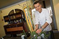 """Europe/France/Bretagne/22/Côtes d'Armor/Saint-Brieuc: Mathieu Aumont restaurant """"Aux Pesked"""""""