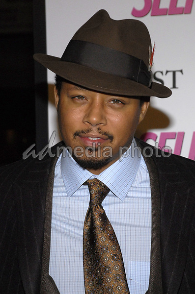 "11 November 2007 - New York, New York - Terrence Howard. The New York premiere of Warne Bros. Pictures' ""August Rush"" held at  the Ziegfeld Theater.  Photo Credit: Bill Lyons/AdMedia *** Local Caption ***"