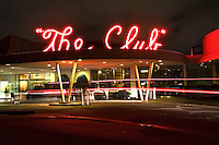 "Birmingham's ""The Club"" on a busy night."