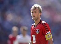 Fussball  1. Bundesliga  Saison 2013/2014  2. Spieltag VfB Stuttgart - Bayer Leverkusen     17.08.2013 Simon Rolfes (Bayer 04 Leverkusen)