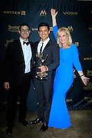 LOS ANGELES - May 1: Mario Lopez at The 43rd Daytime Emmy Awards Gala at the Westin Bonaventure Hotel on May 1, 2016 in Los Angeles, California