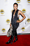 HOLLYWOOD, CA. - August 16: Recording Artist Amerie arrives at the third annual Hot in Hollywood held at Avalon on August 16, 2008 in Hollywood, California.