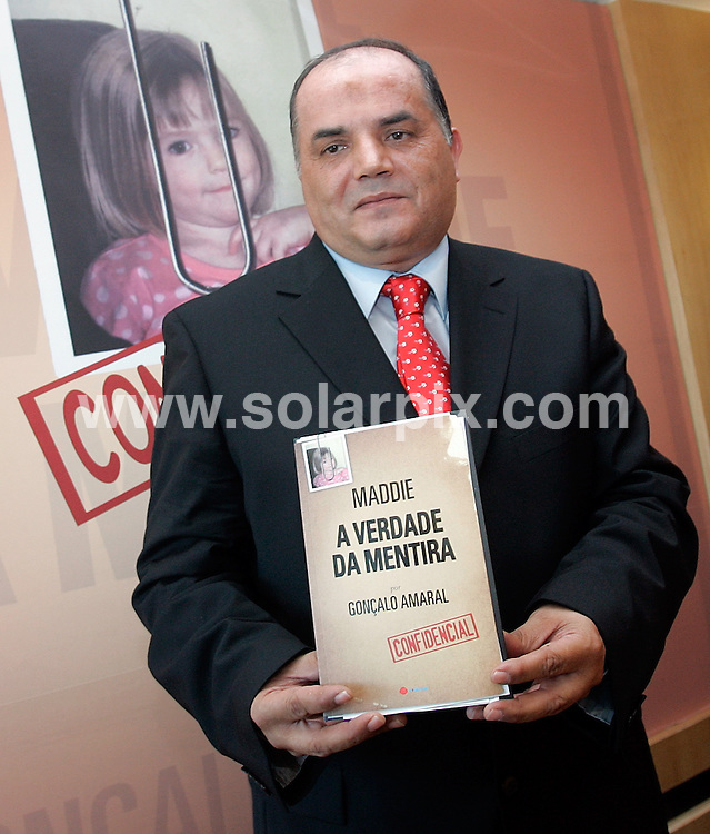 "**ALL ROUND PICTURES FROM SOLARPIX.COM**.**WORLDWIDE SYNDICATION RIGHTS**.Pictures show Goncalo Amaral, who was the police officer in charge of the Madeleine McCann disappearance, who has written a controversial book about the case. Here he is seen at the launch of the book called ""Maddie, A Verdade da Mentira"" in Lisbon today..JOB REF:   6907    GPL        DATE:  24.07.08.**MUST CREDIT SOLARPIX.COM OR DOUBLE FEE WILL BE CHARGED* *UNDER NO CIRCUMSTANCES IS THIS IMAGE TO BE REPRODUCED FOR ANY ONLINE EDITION WITHOUT PRIOR PERMISSION*"
