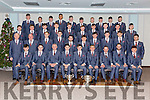 Kerry Minor footballers at the Awards in the Rose Hotel on Saturday