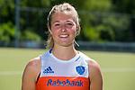 AMSTELVEEN - XAN DE WAARD , Nederlands team dames op weg naar de HWL. COPYRIGHT KOEN SUYK