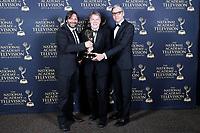 PASADENA - May 5: Six Dreams in the press room at the 46th Daytime Emmy Awards Gala at the Pasadena Civic Center on May 5, 2019 in Pasadena, California