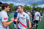 AMSTELVEEN  - Teun Rohof (Adam) na de wedstrijd.  Hoofdklasse hockey dames ,competitie, heren, Amsterdam-Pinoke (3-2)  . COPYRIGHT KOEN SUYK