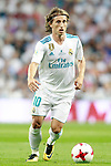 Real Madrid's Luka Modric during Supercup of Spain 2nd match. August 16,2017. (ALTERPHOTOS/Acero)