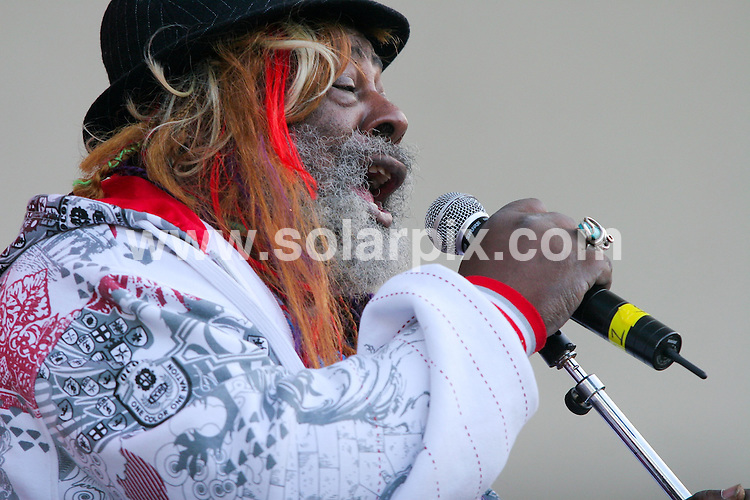 **ALL ROUND PICTURES FROM SOLARPIX.COM**.**SYNDICATION RIGHTS FOR UK, SPAIN, PORTUGAL, AUSTRALIA, S.AFRICA & DUBAI (U.A.E) ONLY**.George Clinton and Parliament Funkadelic perform at  Sunfest 2008, Day 1, Downtown West Palm Beach - West Palm Beach, Florida, USA. 30th April 2008..JOB REF: 6314 PHZ/A. Gilbert    DATE: 30_04_2008.**MUST CREDIT SOLARPIX.COM OR DOUBLE FEE WILL BE CHARGED* *UNDER NO CIRCUMSTANCES IS THIS IMAGE TO BE REPRODUCED FOR ANY ONLINE EDITION WITHOUT PRIOR PERMISSION*