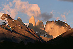 Cuernos del Paine, Torres del Paine National Park, Chile